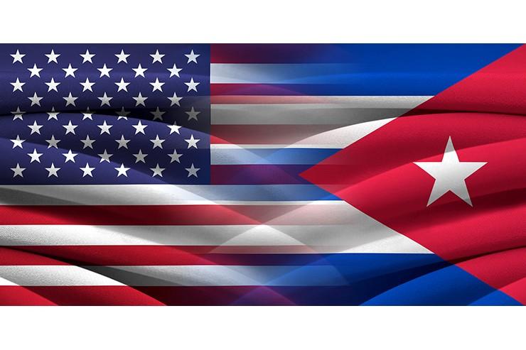Usa And Cuba.