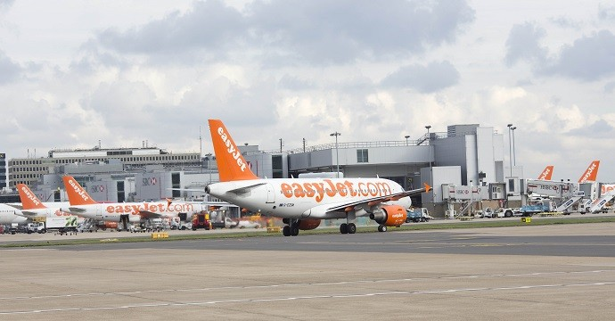 EASYJET- GATWICK AIRPORT OPERATIONSPix:Tim Anderson