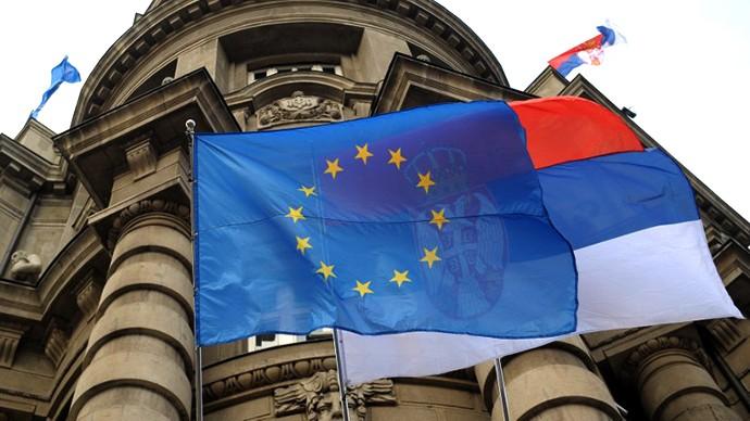 SERBIA-EU-ENLARGE