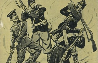 Collection of WW1 Christmas cards 06