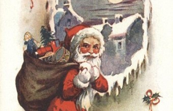 Collection of WW1 Christmas cards 28
