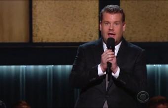 Появата на Джеймс Гордън, който ще заеме мястото на Крейг Фъргюсън в The Late Late Show