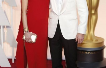 Красивите, стилни, нови двойки на червения килим - Бенедикт и Софи...