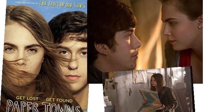 Paper towns new