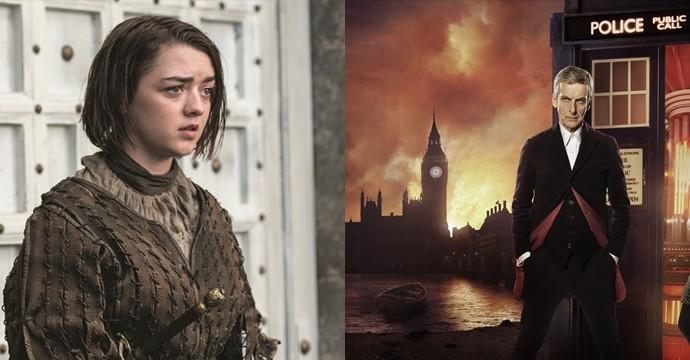 Снимки: BBC One, HBO, Instagram