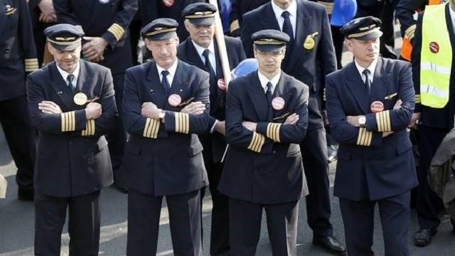 Lufthansa-pilots-strike-2015