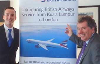 British Airways - Kuala Lumpur1