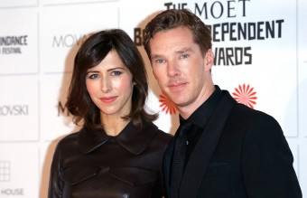 Benedict and Sophie