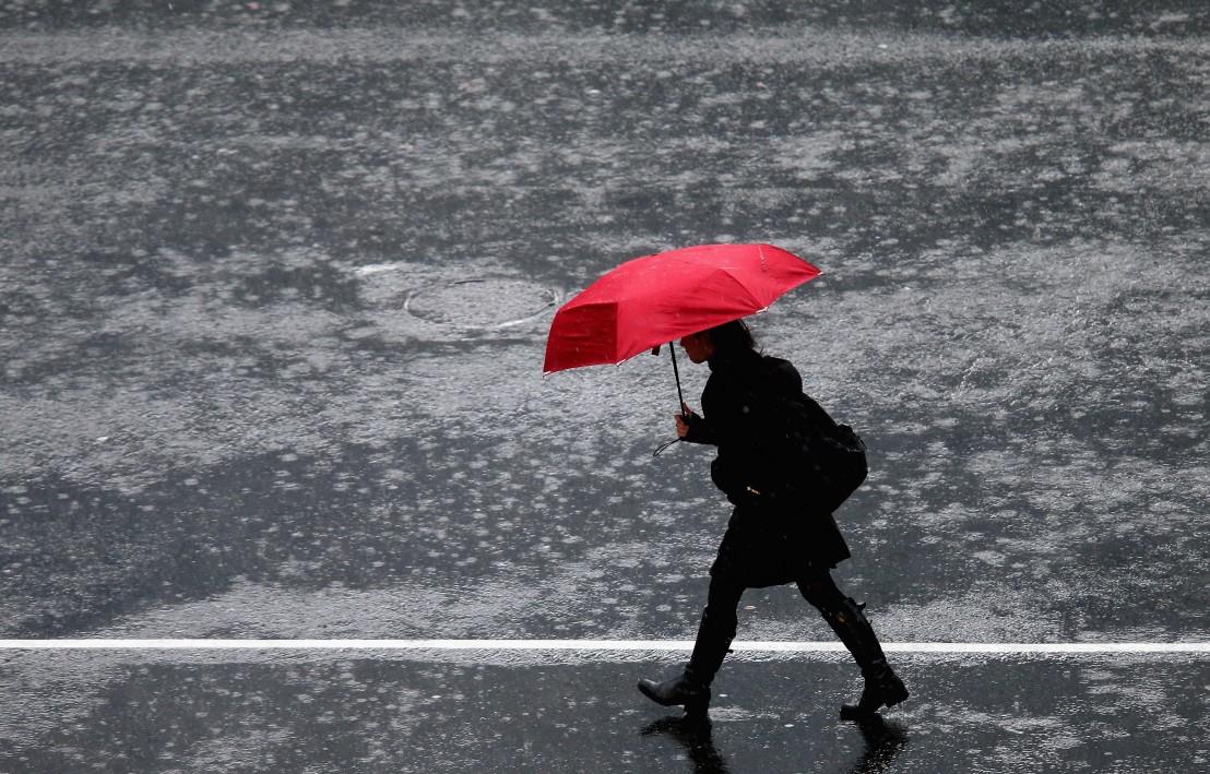 дъжд, лошо време