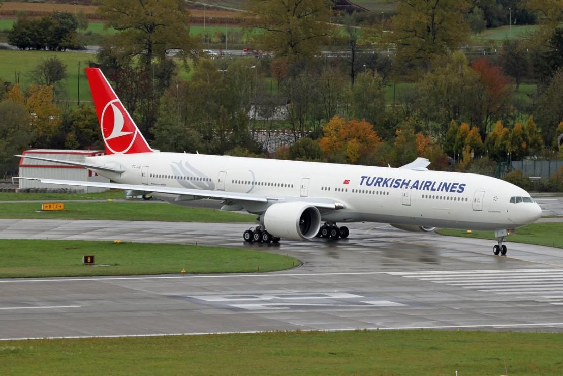 Turkish Airlines - Boeing 777-3F2ER - TC-JJE - 6199 NET