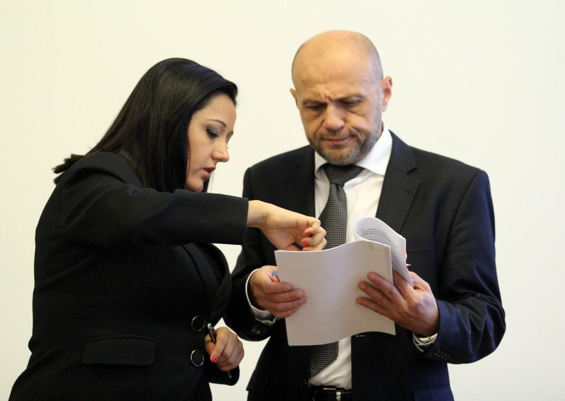 Лиляна Павлова, Томислав Дончев