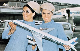 05_Icelandic Air stewardesses in the 1960s