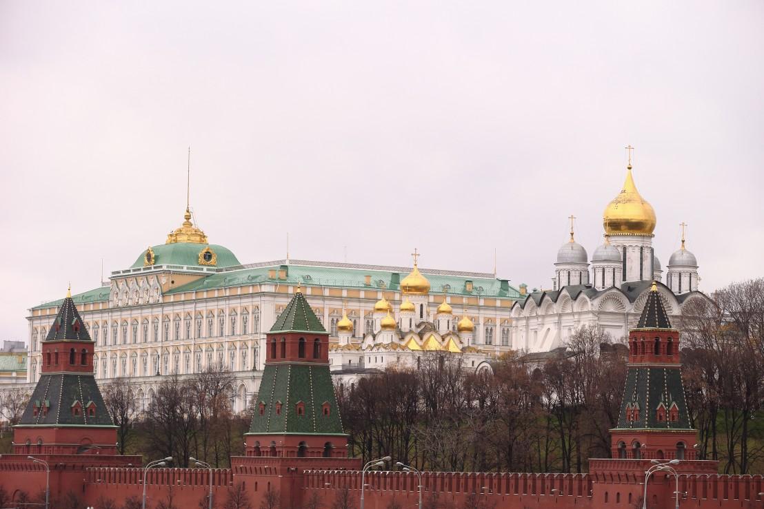 русия, кремъл