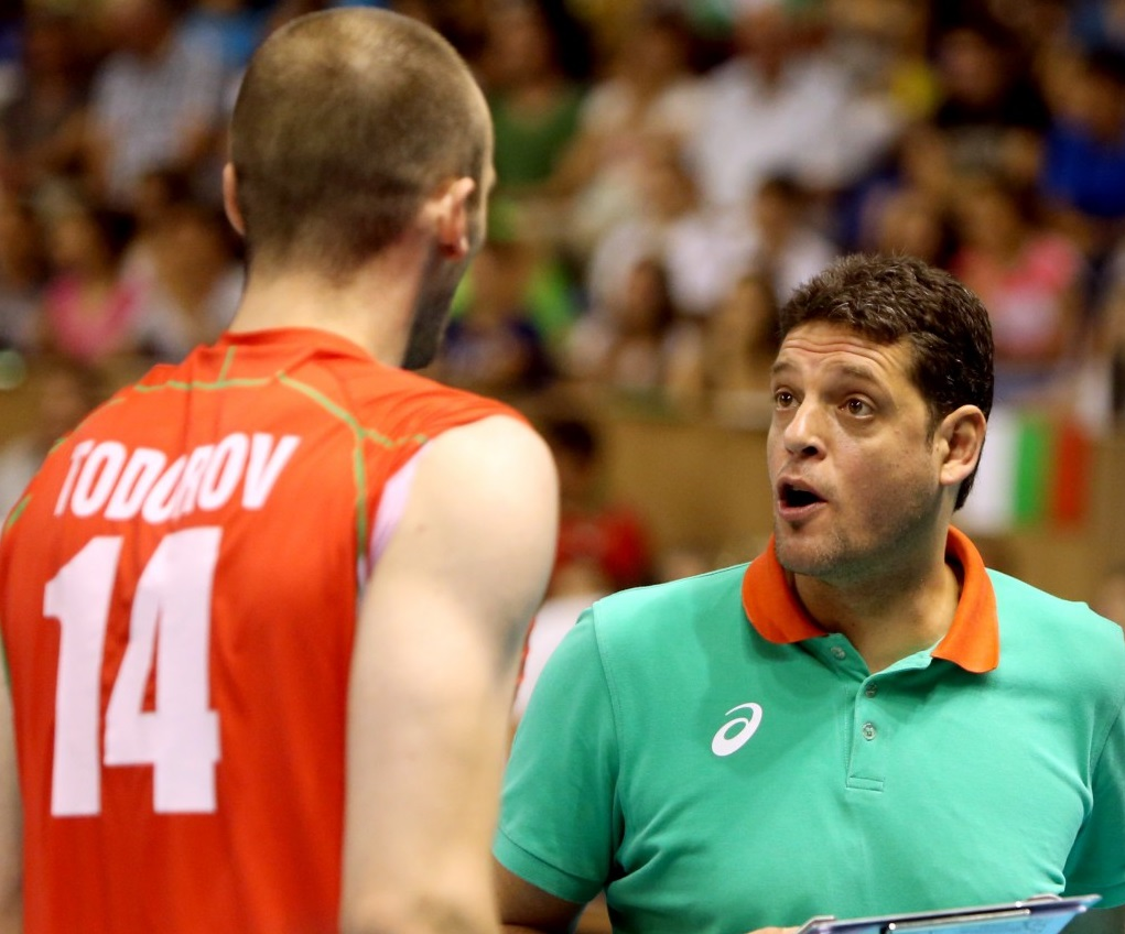 волейбол, българия, национален отбор, пламен константинов, теодор тодоров