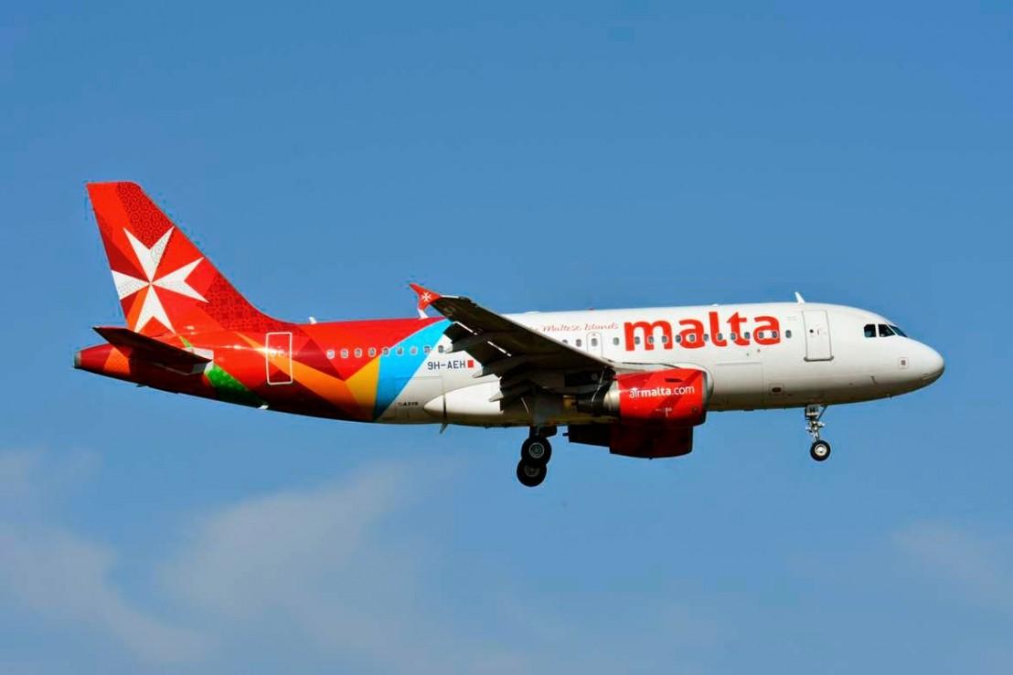 9H-AEH A 319 Air Malta ZRH 22-04-2015
