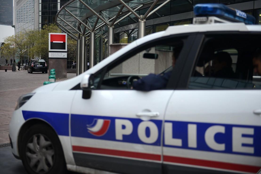 френска полиция, полиция