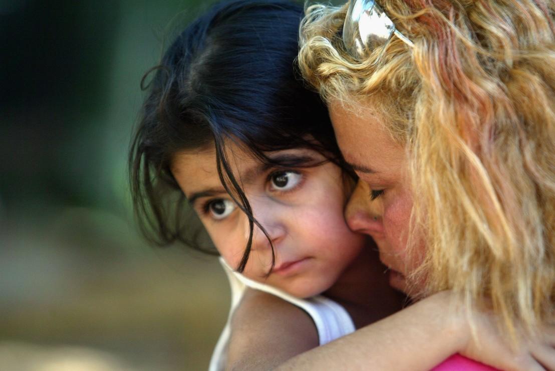 дете, деца, бежанци