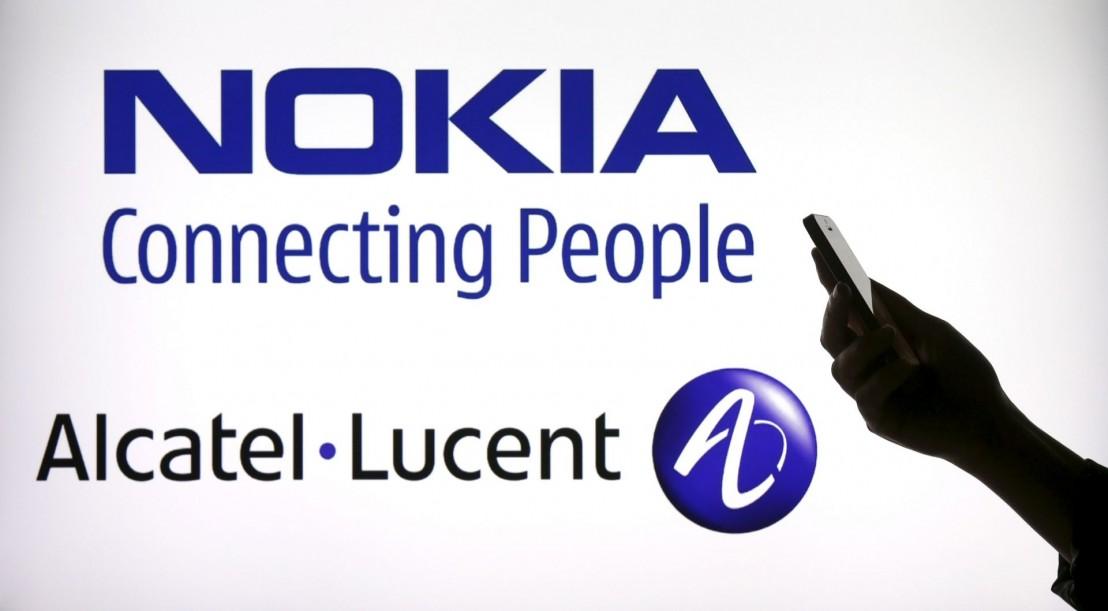 Alcatel-Lucent-NOKIA