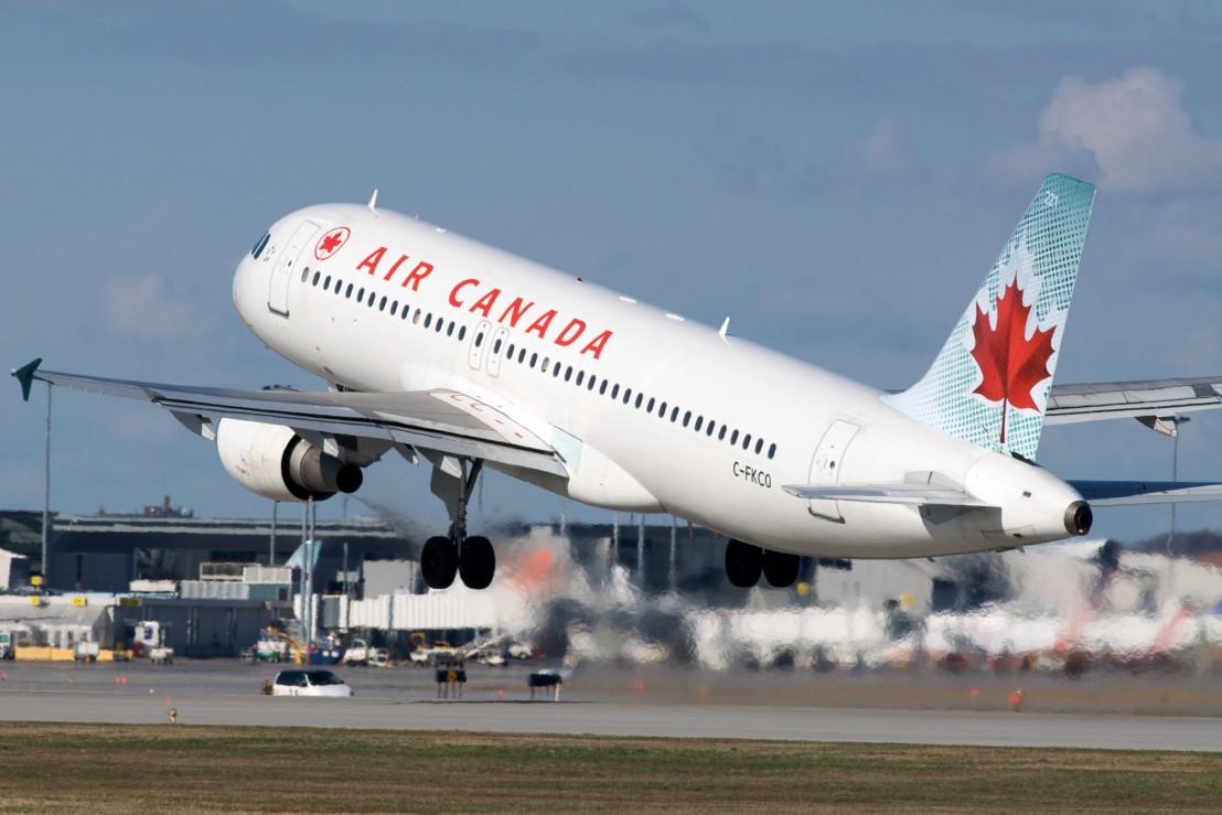 Air Canada A320 C-FKCO