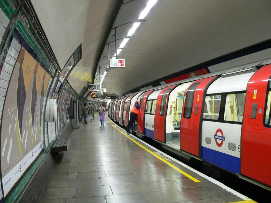 londonTube-Train