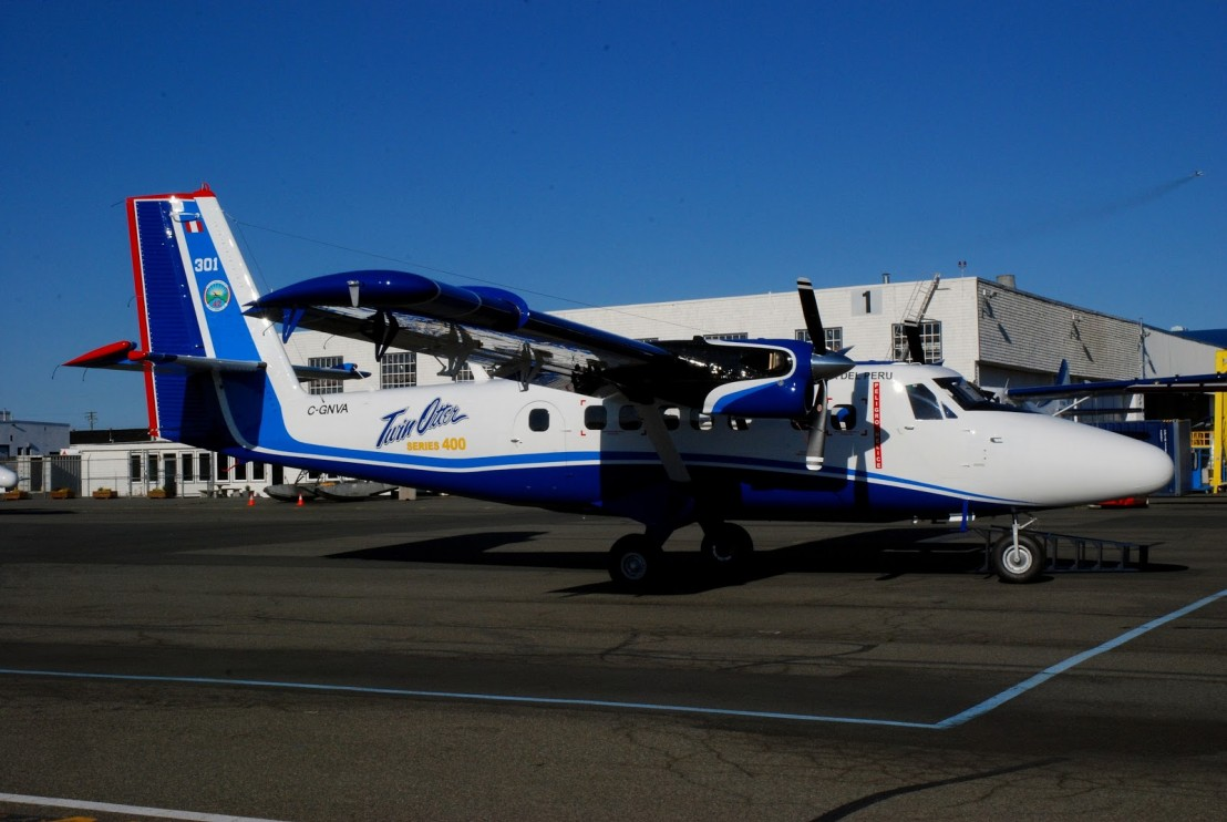 DHC.6-400 Twin Otter  301    3-6-11