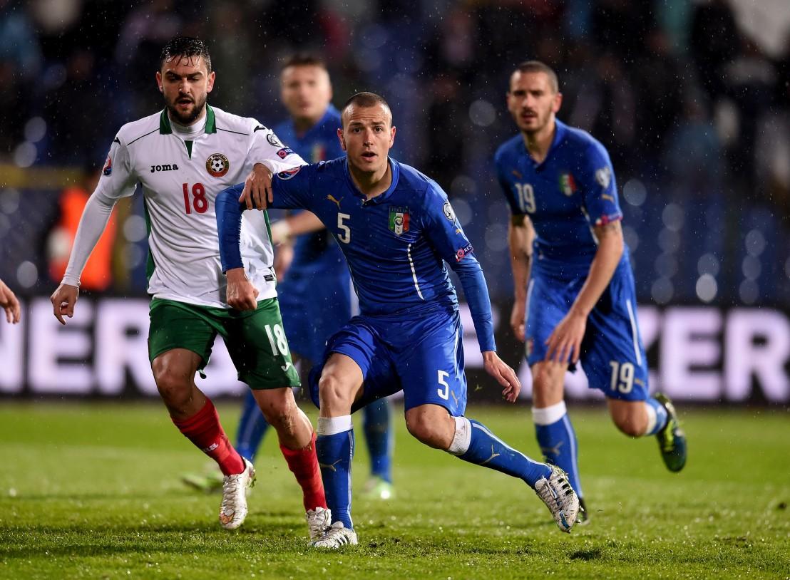 българия, национален отбор, италия, владимир гаджев