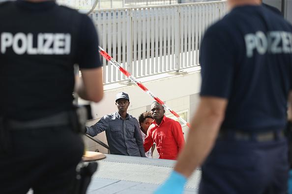 мигранти, австрия