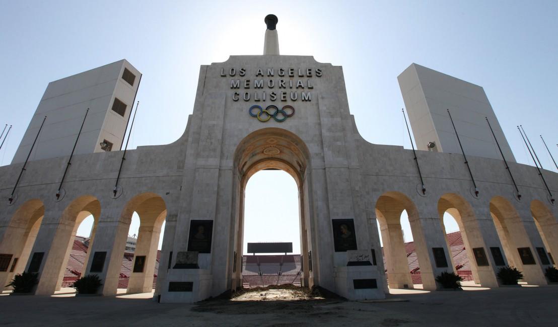 Los Angeles City for 2024 Olympics