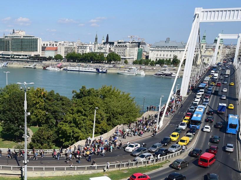 HUNGARY-EUROPE-MIGRANTS-REFUGEE