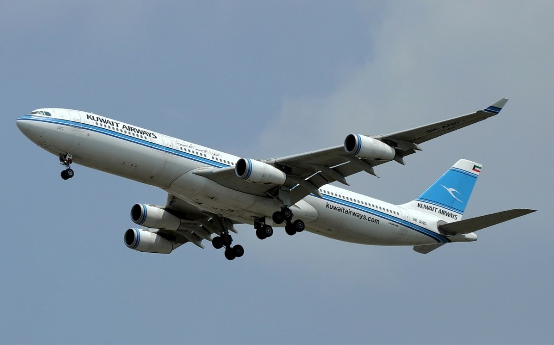 Kuwait-Airways-Airbus-A340-300