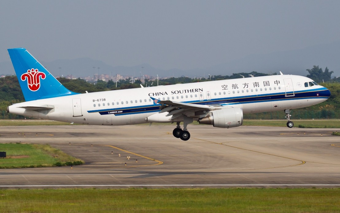China-Southern-Airlines-Airbus-A320-200