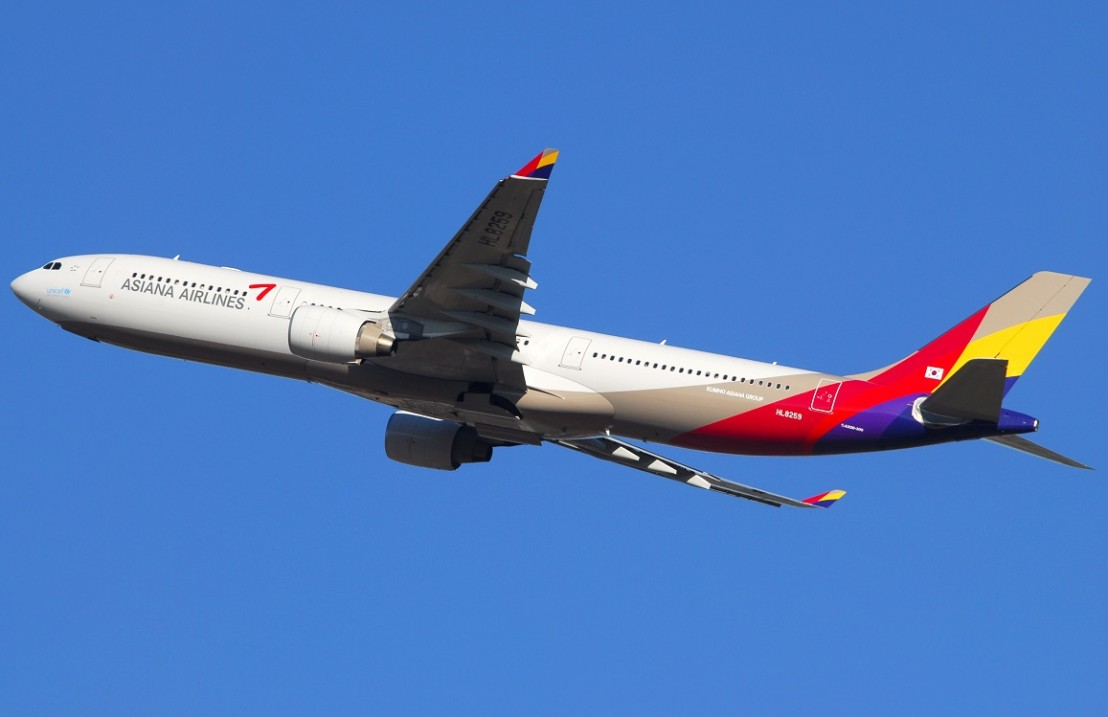 Asiana-Airlines-Airbus-A330-300