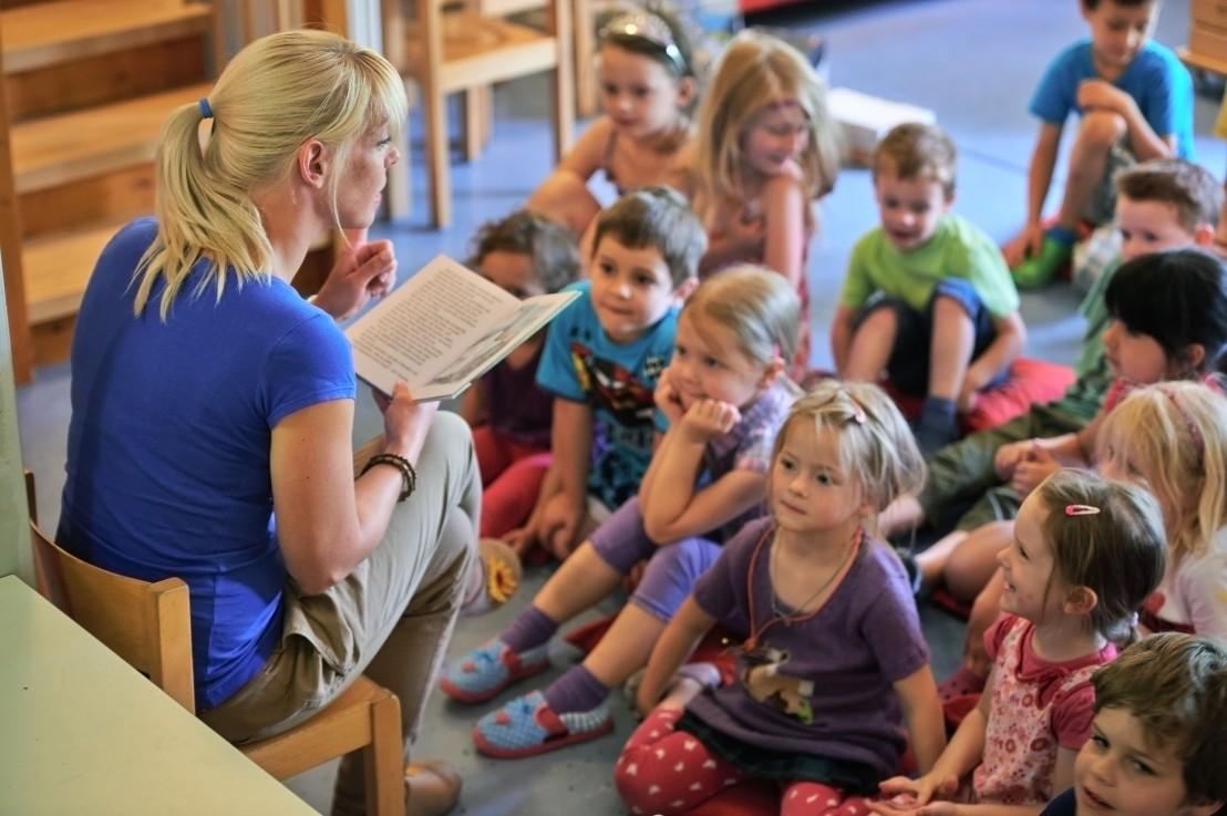 деца, детска градина, училище