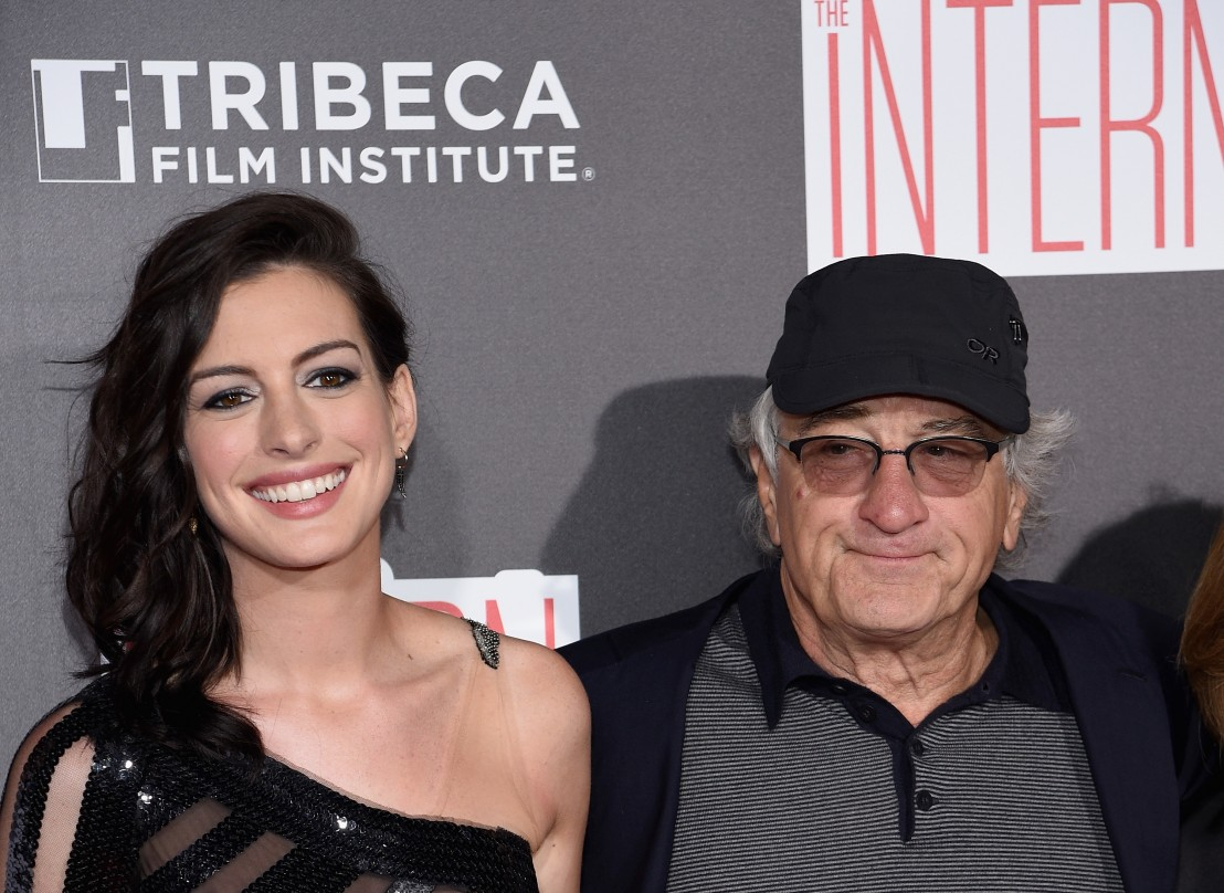 """The Intern"" New York Premiere"