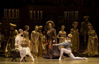 кралска опера, ромео и жулиета