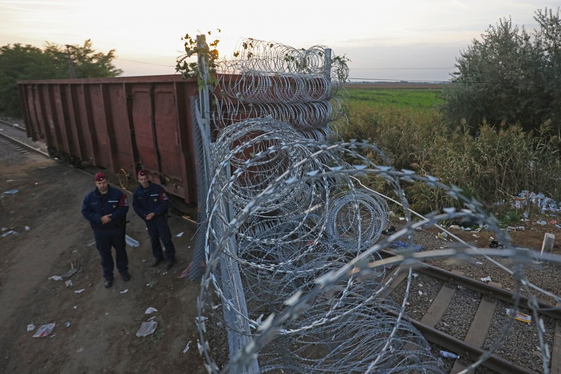 граница, гранична полиция