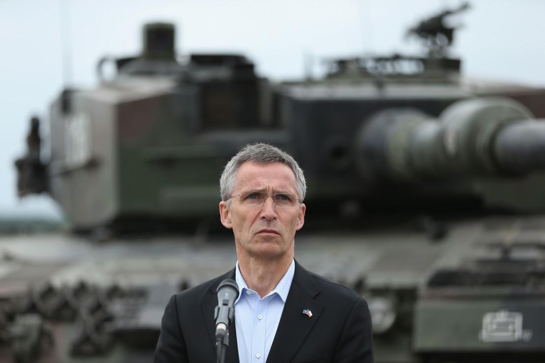 НАТО, Йенс Столтенберг