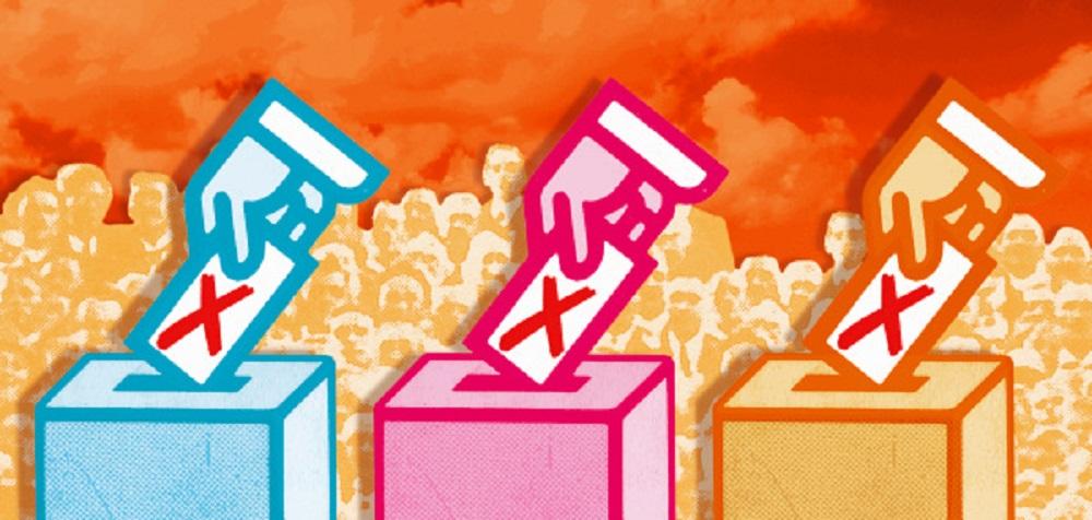 избори, вот