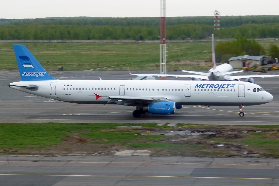 MetroJet,_EI-ETH,_Airbus_A321-231_(16455877532)