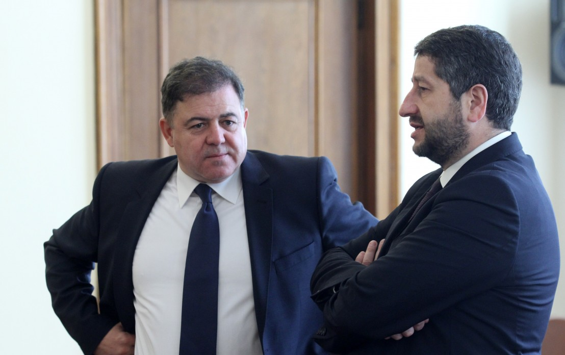 Николай Ненчев и Христо Иванов