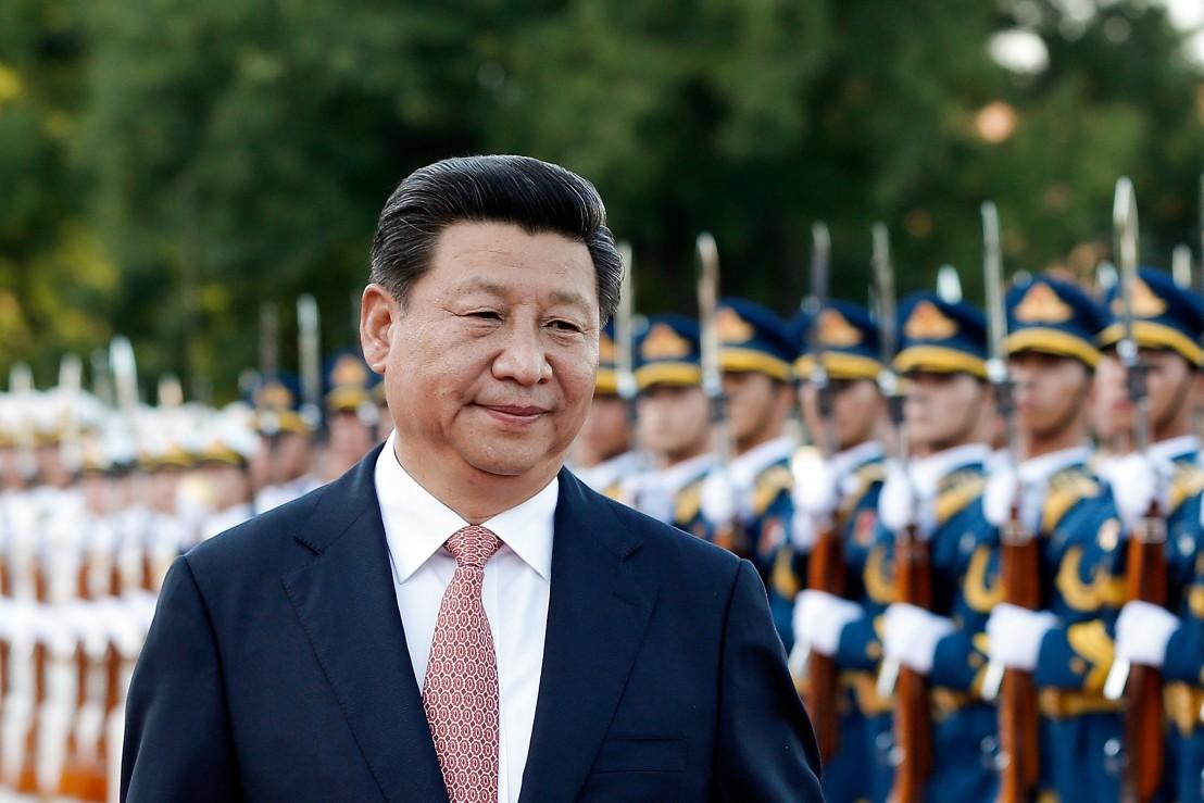 Си Цзинпин китайски президент