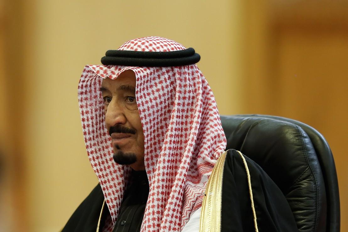 Саудитският крал Салман