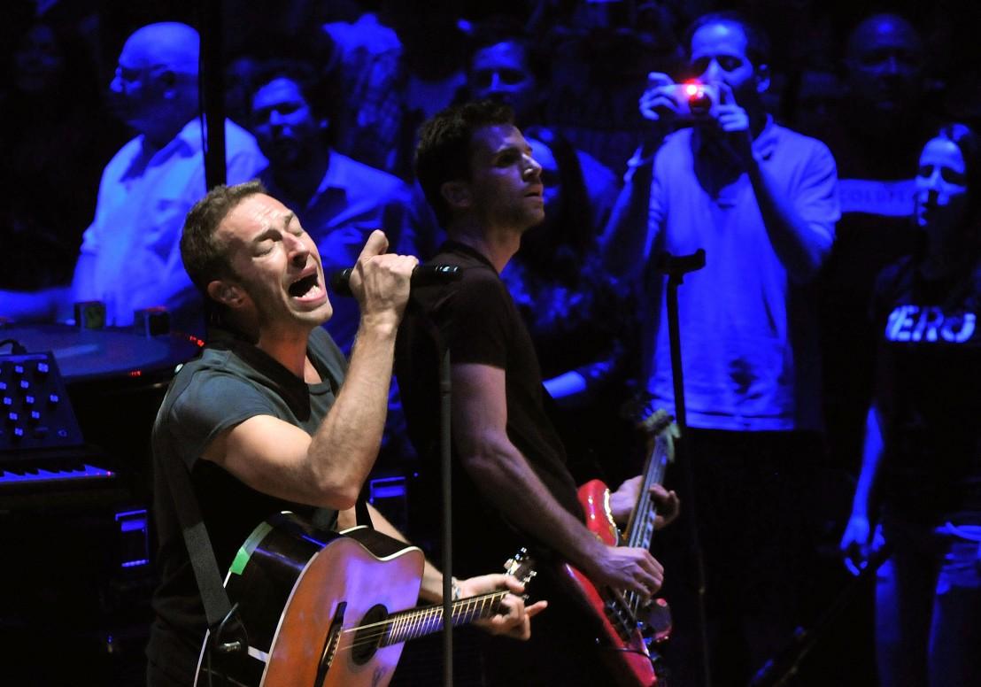 Coldplay, крис мартин, колдплей