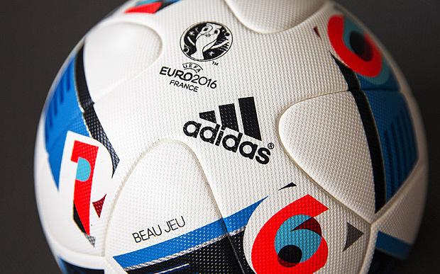 adidas, топка, евро 2016