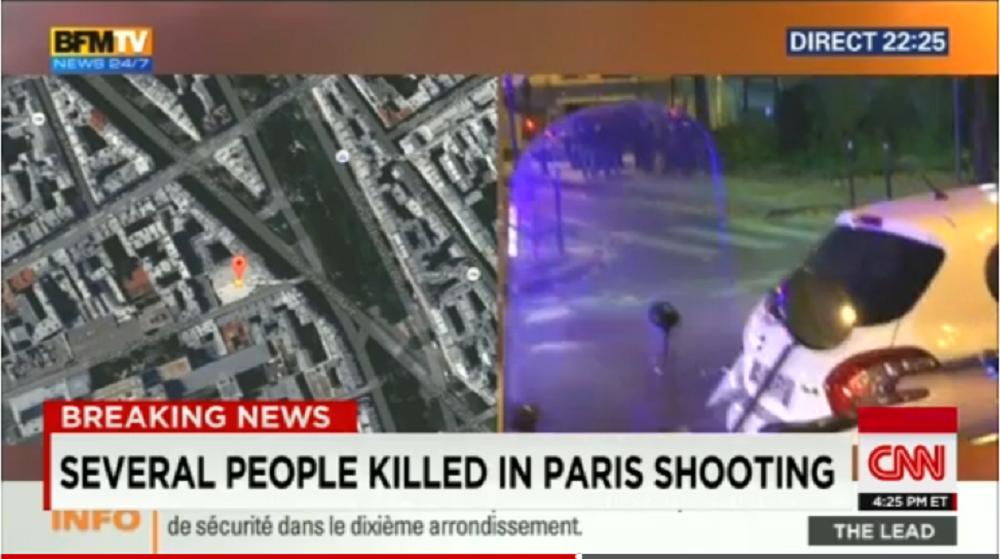 париж стрелба