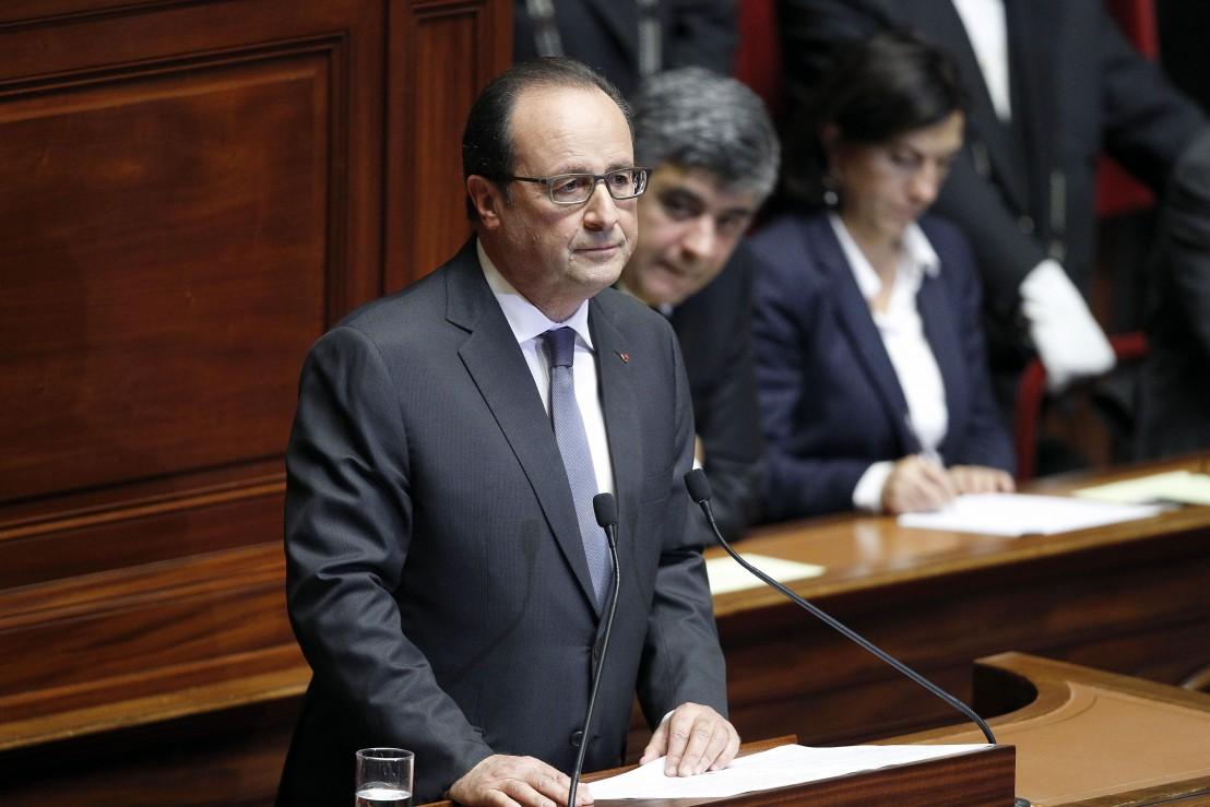 френският президент франсоа оланд, франция, президент