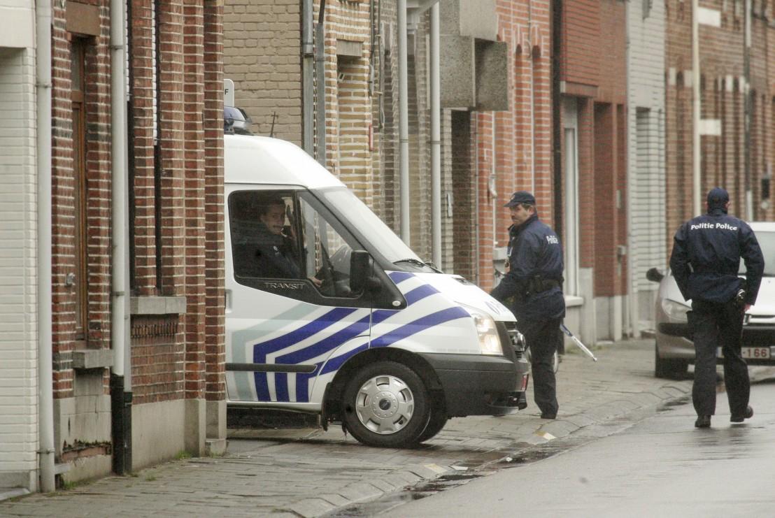 белгия, белгийска полиция