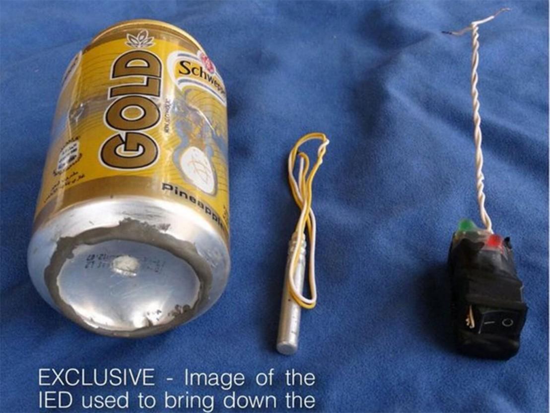 ied-isis-dabiq, бомбата, свалила руски самолет a321