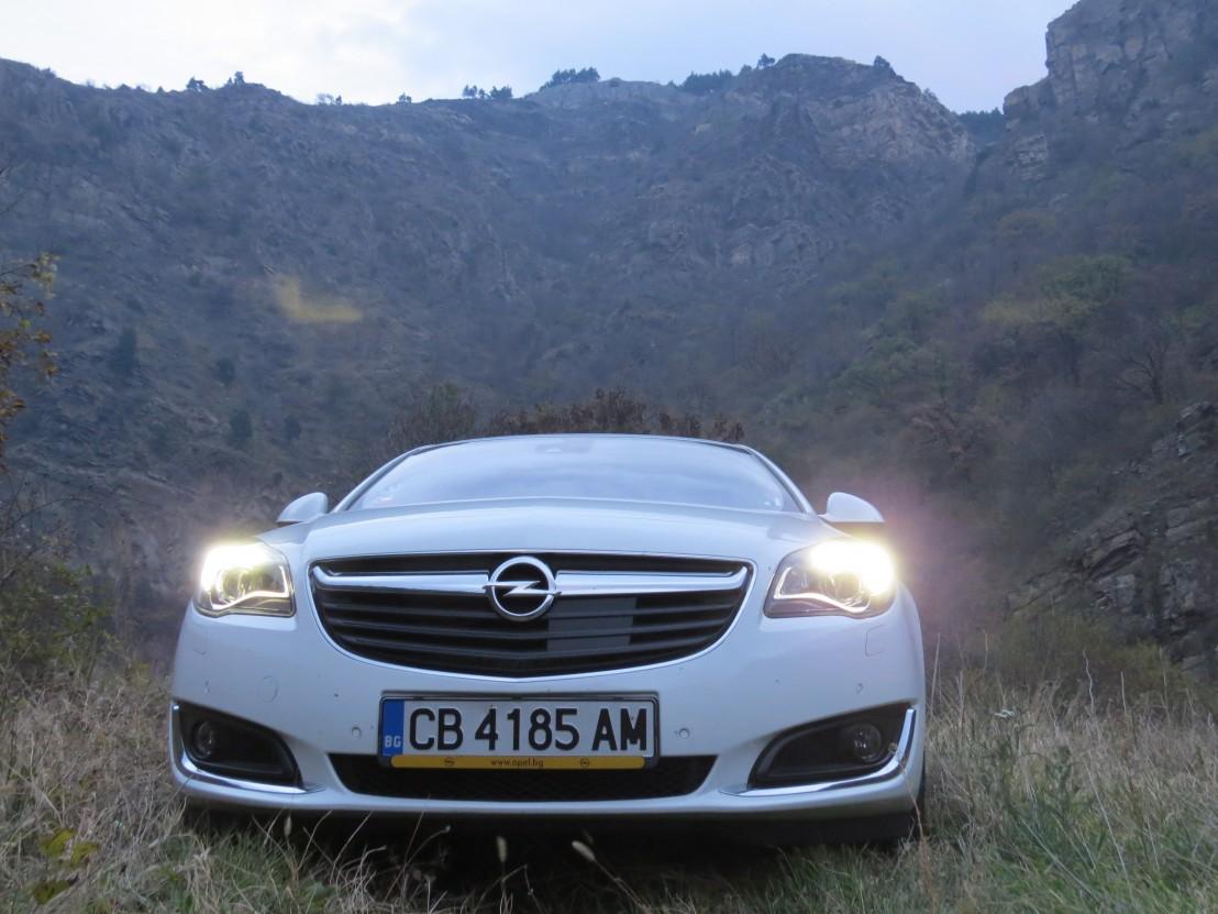 Опел, кола, Opel Insignia
