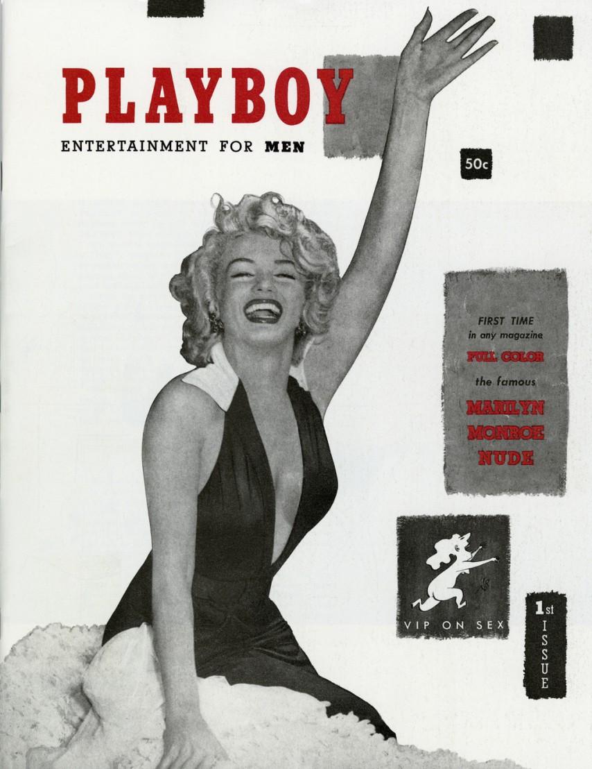 """Резултат с изображение за """"първият брой на еротичното списание Плейбой."""""""""""